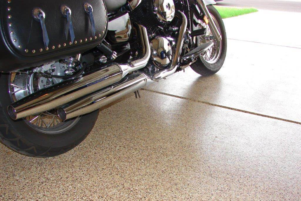 Garage Epoxy Floor Coating