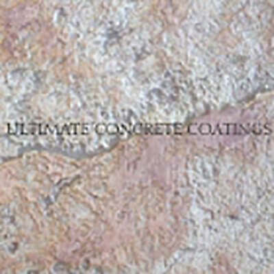 Granite Mono stamped concrete