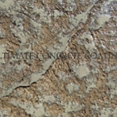 08 Granite Mono stamped concrete