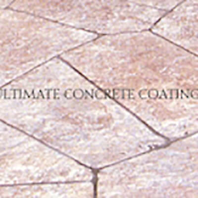 a03 Granite Random stamped concrete