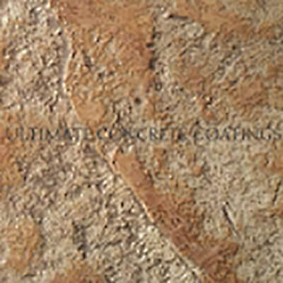 a06 Granite Mono stamped concrete