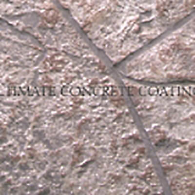 a07 Granite Random stamped concrete