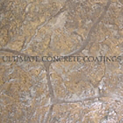 b00 Granite Random stamped concrete