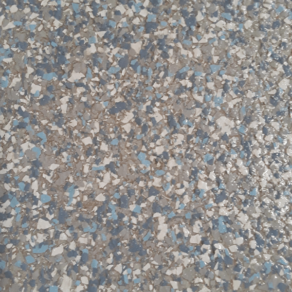 independence blue epoxy coating